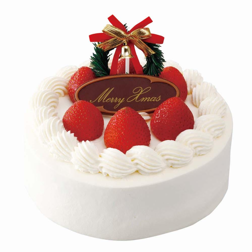 クリスマス クイーンストロベリーショートケーキ丸5号