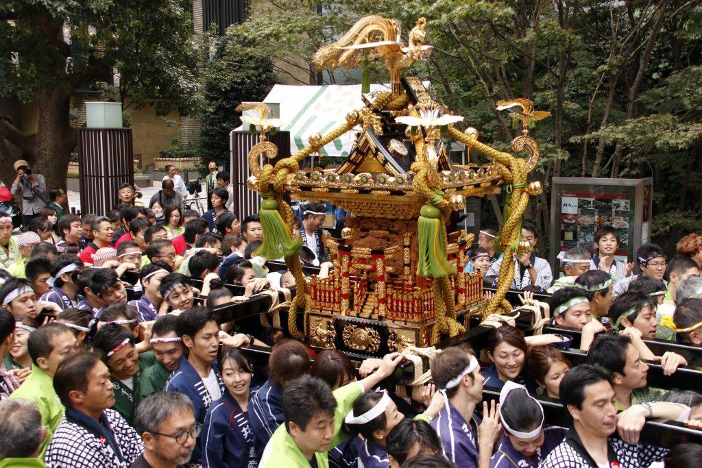 福徳神社 神幸祭
