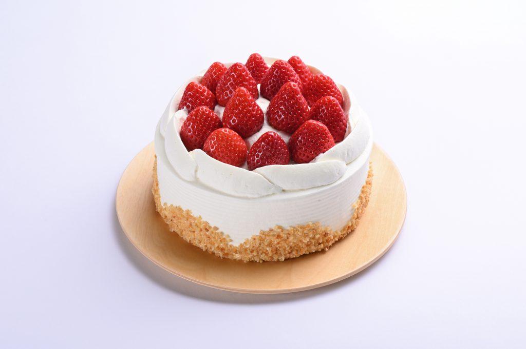 クイーンストロベリーショートケーキ